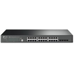 Managed L2+ 24 porte Gigabit 4 SFP+ 10GE Stack T1700G-28TQ