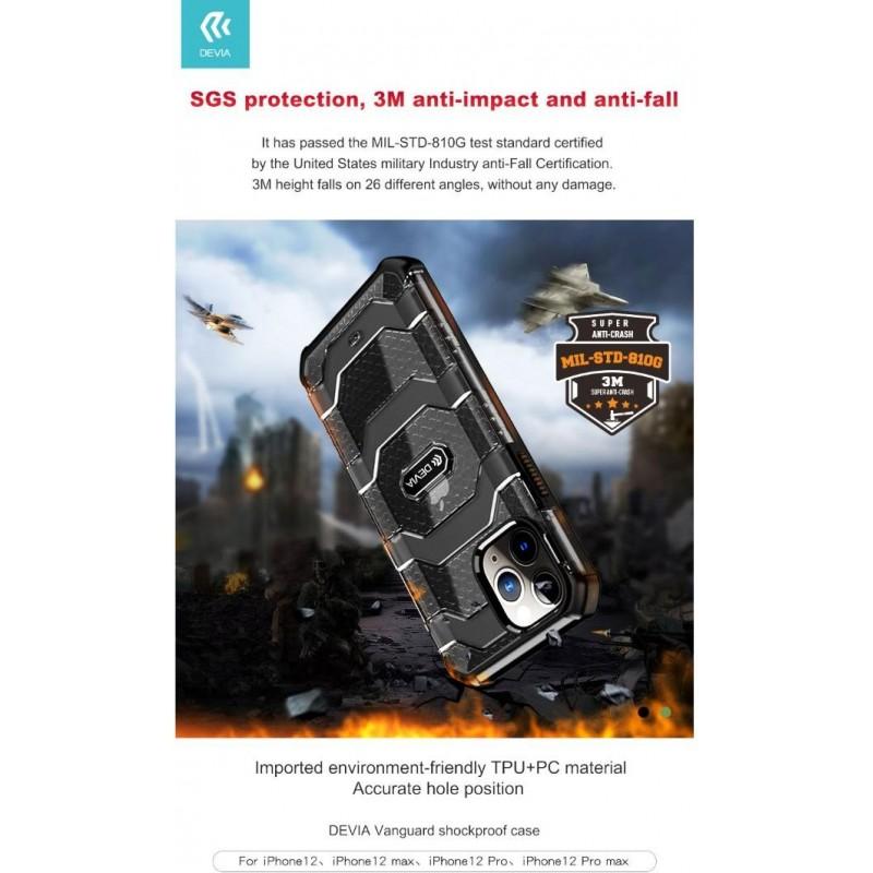 Cover super protettiva in materiale 3M per iPhone 12 Pro Max