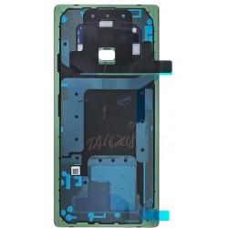 Cover batteria per Samsung Note 9 N960 Service Pack Blu