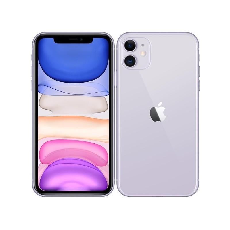 APPLE IPHONE 11 256GB Purple Usato Grado A