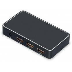 Splitter HDMI 1x2, HDMI1.4v  1ingresso e 2 uscite, 4k@30Hz