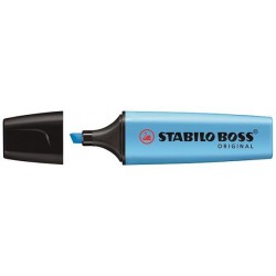 STABILO BOSS Original BLU 10pz