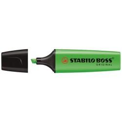STABILO BOSS Original VERDE 10pz
