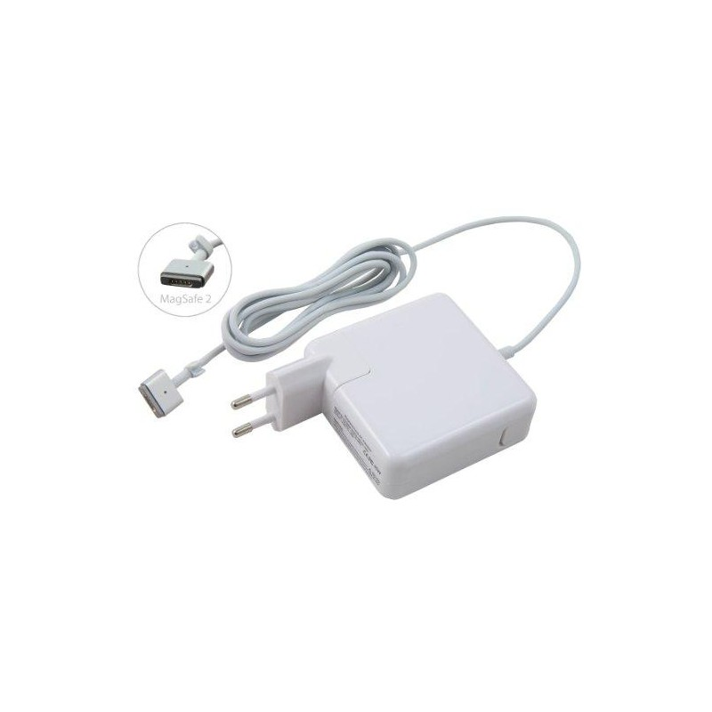 Charger 14.85V 3.05A 45W MagSafe2 for Apple 11-13 inch