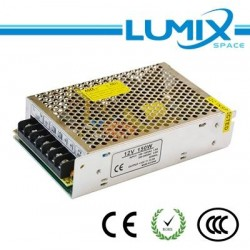 Driver Switching Power Supply Metallico - 150W 12V 12.5A