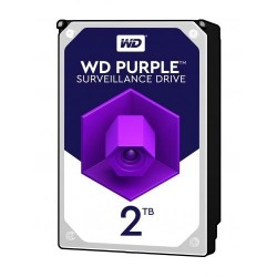 Western Digital HDD int.2TB WD20PURZ, PURPLE
