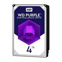 Western Digital HDD int.4TB WD40PURZ, PURPLE