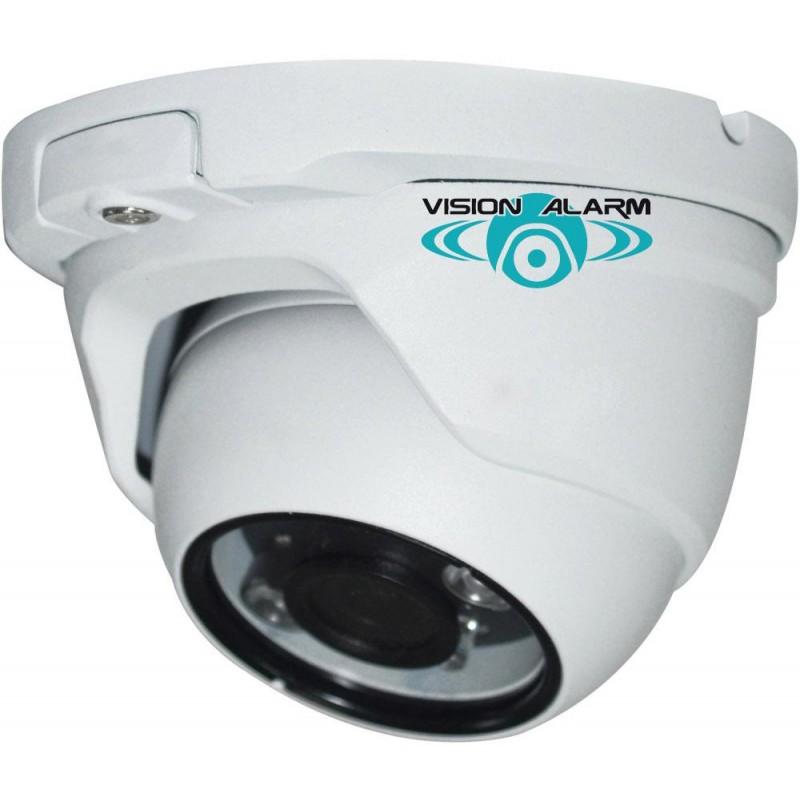 Telecamera 2.0MP  4 in 1 Mini Vandal Proof Dome Ottica Fissa