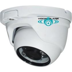 Telecamera 4.0MP 4 in 1 Eyeball Dome Ottica Fissa
