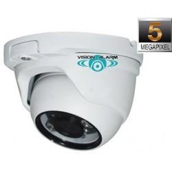 Telecamera 5.0MP 4 in 1 Eyeball Ottica Fissa, Default 4MPx