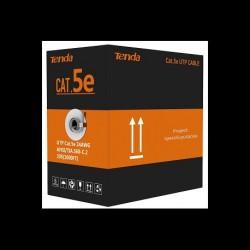 Cavo eth CAT5e UTP 0.50mm 8 fili 24AWG - bobina 305metri
