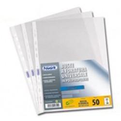 Buste in Plastica Universali FAVORIT - SUPERIOR Ruvida 50pz