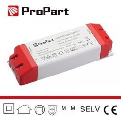 Alimentatore IP20 24V 150W 6.25A Size:205*71*35mm