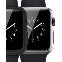 Cover Colorful per Apple Watch 38mm Trasparente