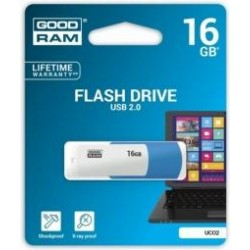 Pendrive GoodRAM 16GB UCO2 MIX USB 2.0 - retail blister