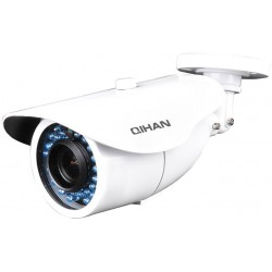 AHD 720P, Bullet, HD CMOS, Ottica 2.8-12mm, 36 LED