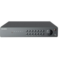 Dvr 4 Canali AHD 1080P, Hybrid, 2 Slot SATA a 8TB, ventola