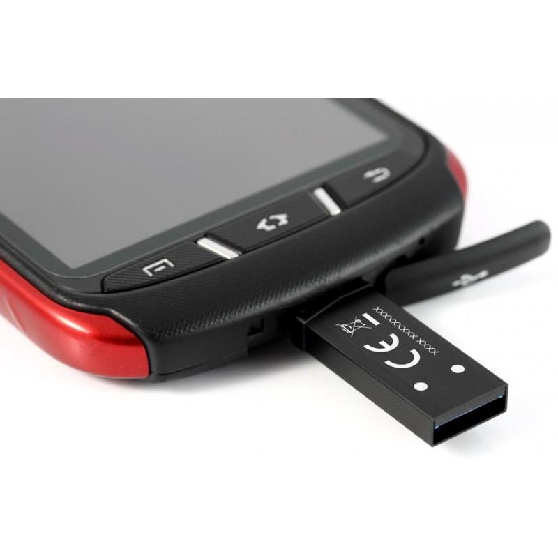 Pendrive GOODRAM 64GB Twin microUSB/Usb 3.0 OTG - retail