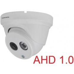 AHD 720P, Dome, HD CMOS, Ottica Fissa 3.6mm, Plastica