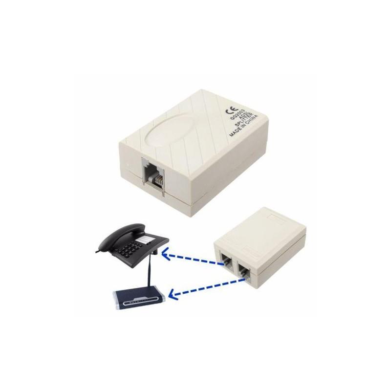 ADSL splitter - filtro per linea adsl RJ-11