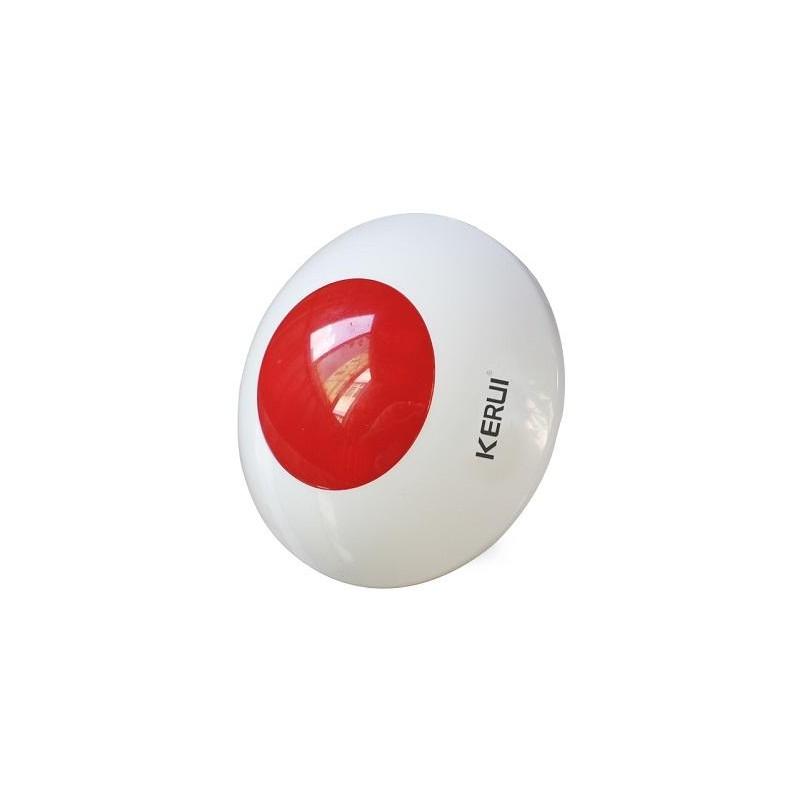 Sirena Wireless da interno per centralina G18