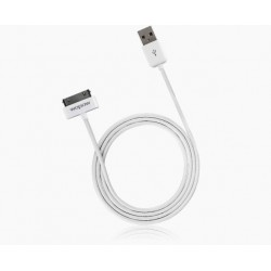 Cavo per iPhone 4/4S ed iPad Carica e Dati 1 Metro