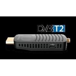 Decoder Ricevitore Terrestre HD DVB-T2 10 Bit Formato Pocket