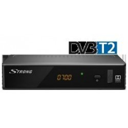 Decoder Ricevitore Terrestre HD DVB-T2 10 Bit Free-to-Air
