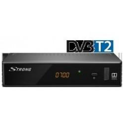 Decoder Ricevitore Terrestre HD DVB-T2 10 Bit Free-to-Air