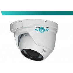 Telecamera 2MP 4 in 1 Eyeball Dome VF 2.8-12mm