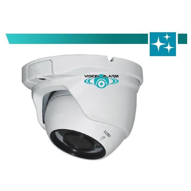 Telecamera 2MP 4 in 1 Eyeball Dome VF 2.8-12mm  STARLIGHT