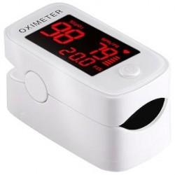 Pulsossimetro Da dito Digitale display da 1,5'' - Senza pile