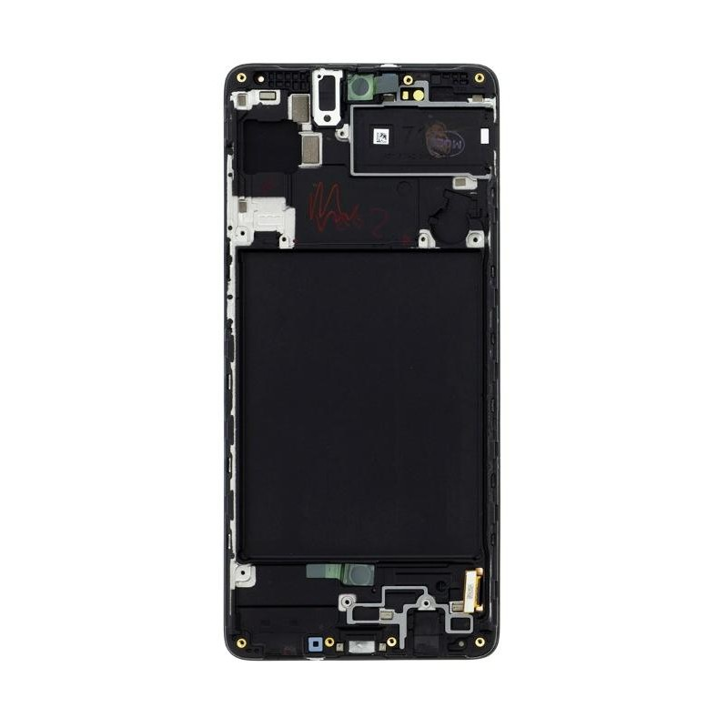 LCD display Samsung A715 Galaxy A71 Nero S.Pack GH82-22152A