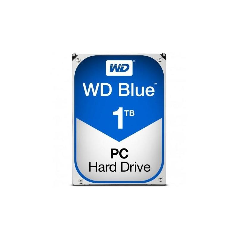 Western Digital HDD int.1TB WD10PURZ, BLUE