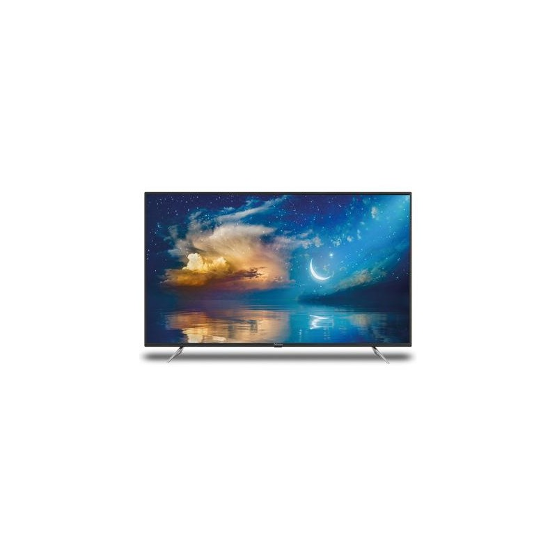 55'' SMART TV - 4K UltraHD con DVB-T2 Main10 e NETFLIX