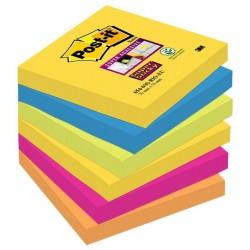 Foglietti Post-it® Super Sticky Rio De Janeiro 76X76 - 5 pz.