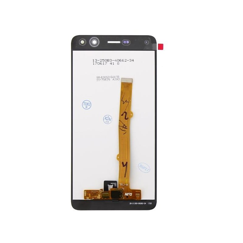 Lcd Huawei Y6 2017 con Touch Nero