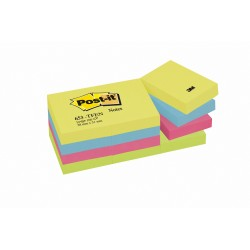 Post-it® Notes colori ENERGY 12 blocchetti 38 mm x 51 mm